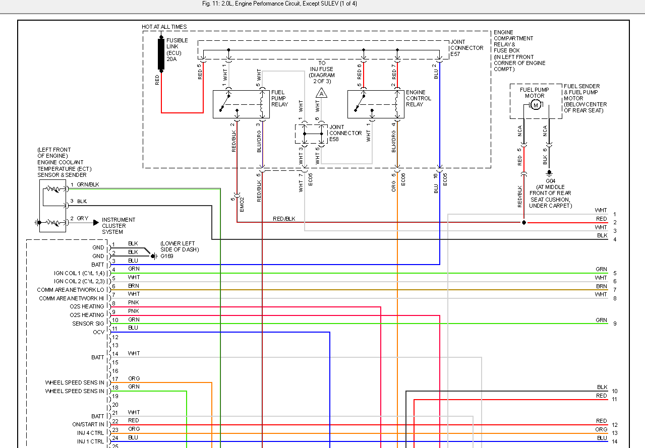 Vehiclehyundai Elantra 2004 Rusefi Hyundai Engine Diagram Ecu 1